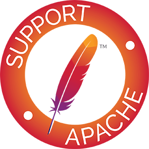 Support Apache - logo